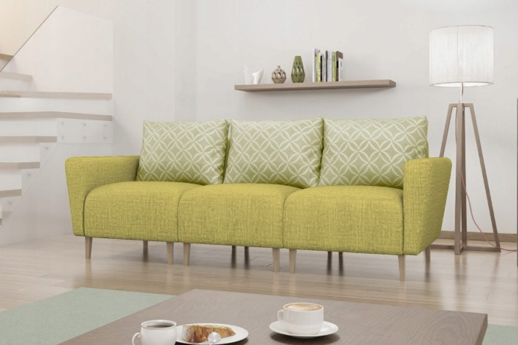 Skandynawska sofa EVO marki Allmeblo