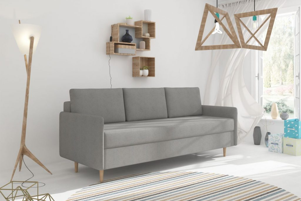 Skandynawska kanapa AROSA ST marki Allmeblo